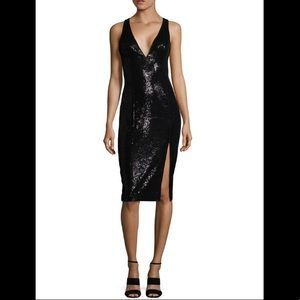 JAY GODFREY Sequin Dress